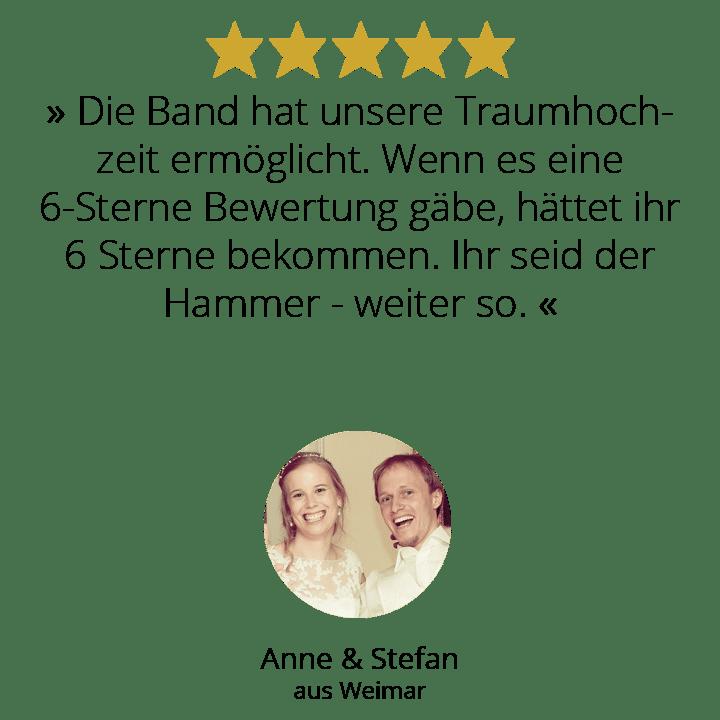Anne & Stefan aus Weimar