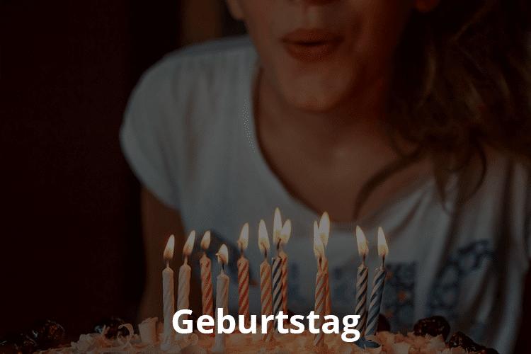 Band für Deine Geburtstagsfeier