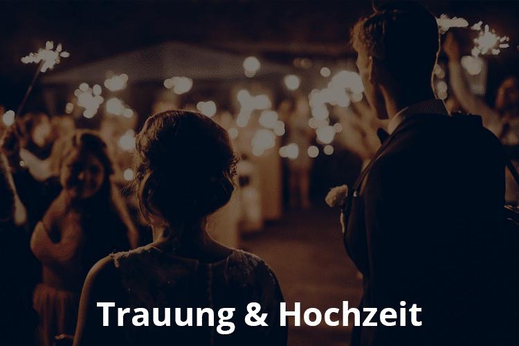 Band für Trauung & Hochzeit