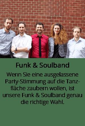 Chameleon Jazz Connection Funk & Soulband