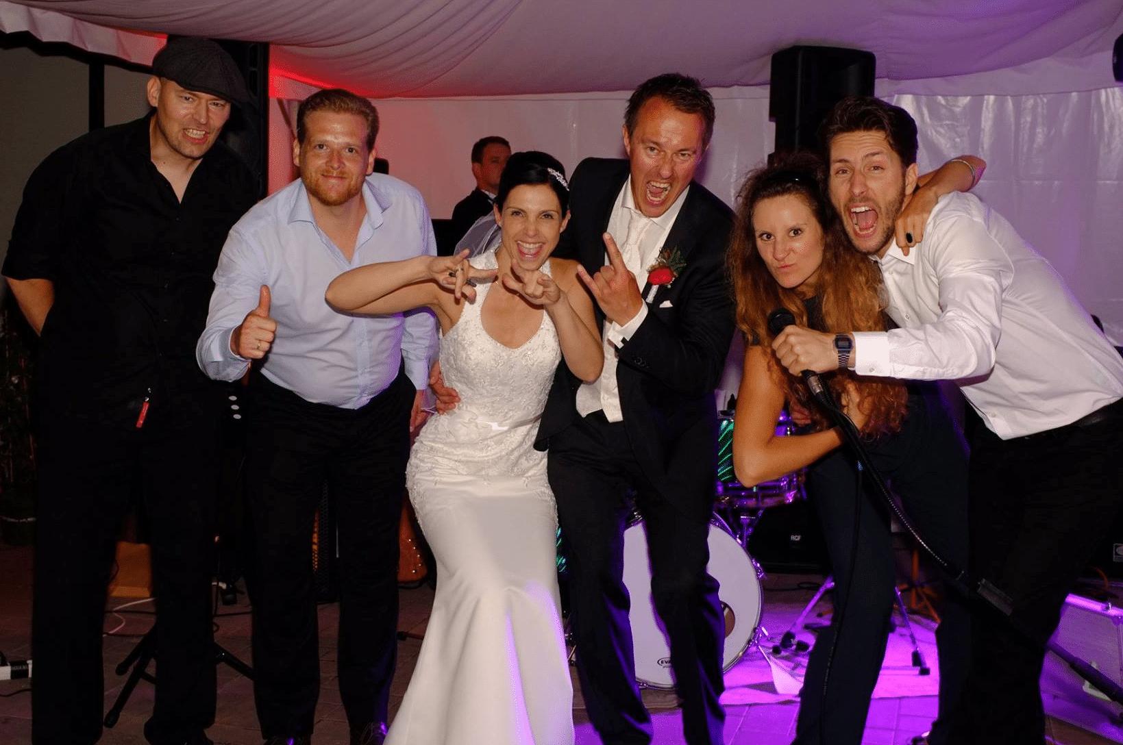 Hochzeitsband Galeriefoto 4